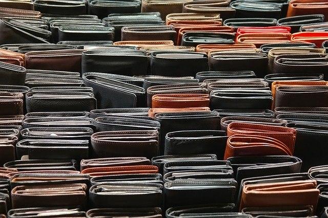 modne moške denarnice