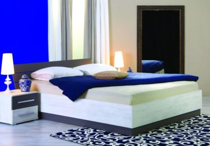 postelja