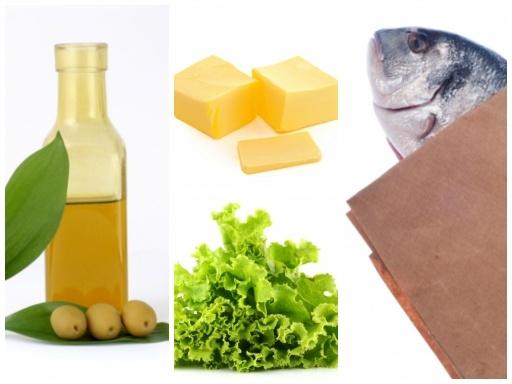 Zdrava živila ketonske diete