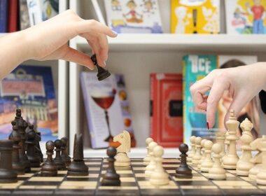 Šah - začetek partije