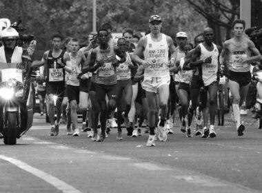 ljubljanski maraton porocilo tek trening