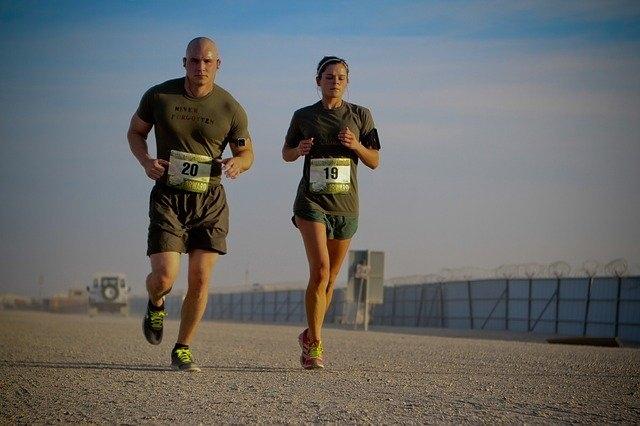 maraton tek tekaški nasveti gibanje