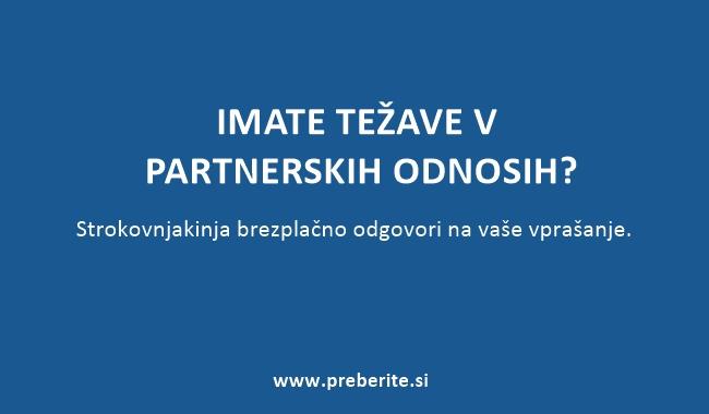 Partnerski odnosi