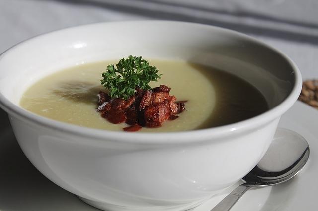 porova juha recepti s krompirjem