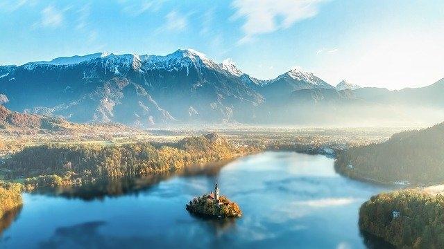 slovenija turizem bled