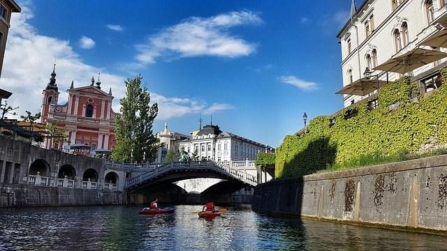 slovenija turizem ljubljana
