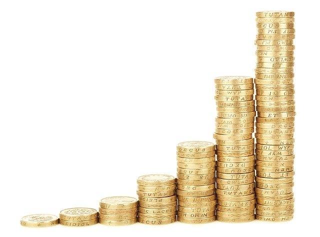 varčevanje varčevalni načrt kovanci