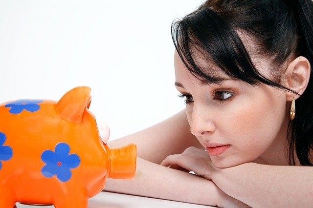 varčevanje varčevalni načrt pujsek