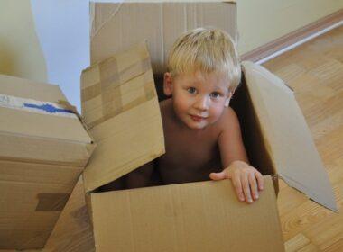 gibalni razvoj otrok