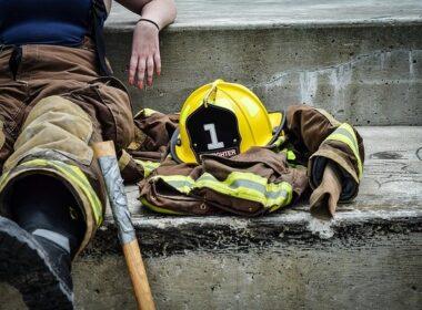 oblačila gasilec