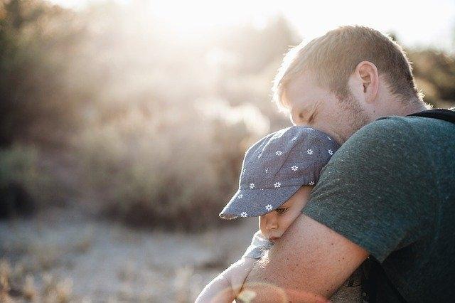 partnerski odnosi dojenček