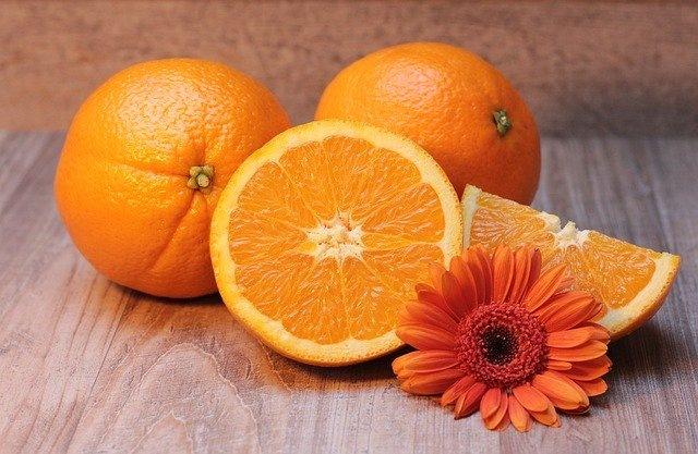 recepti pomaranča