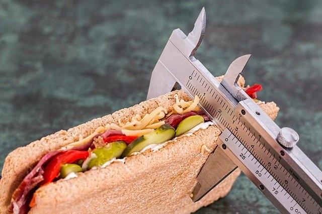 hujšanje kg sendvič