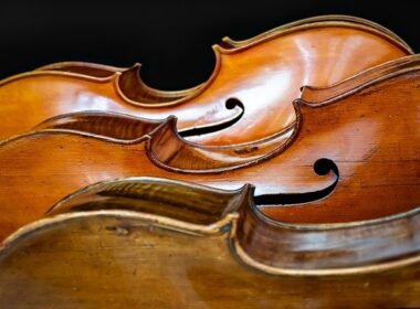 two cellos