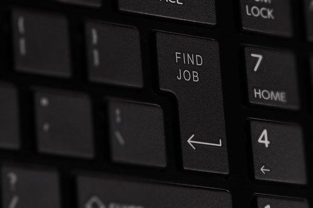 nadomestilo za brezposelnost tipkovnica