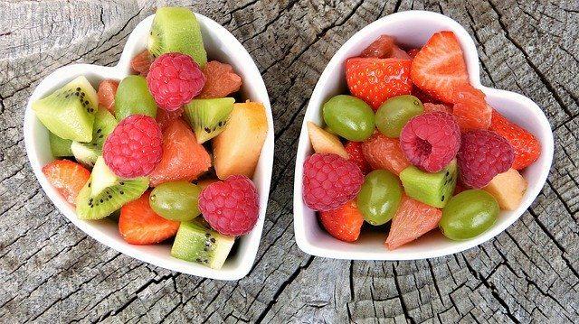 zdrava prehrana večerja