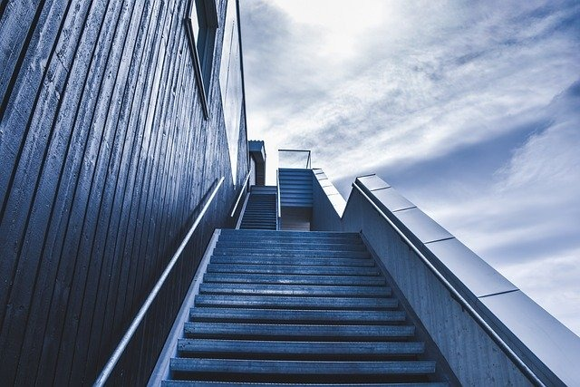 ambicije stopnice