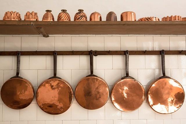 baker kovina ponvice