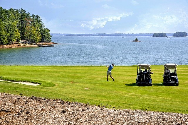 blatno jezero golf