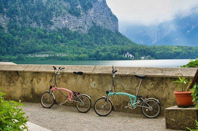 blatno jezero kolesarjenje