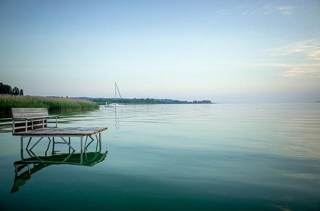 blatno jezero pomol