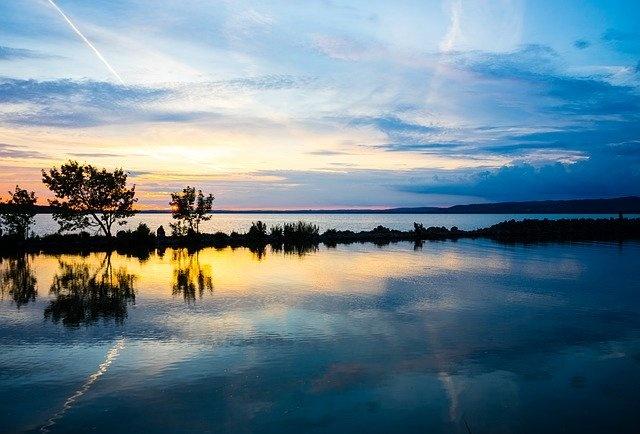 blatno jezero pot
