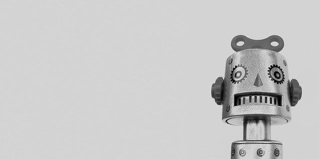robotizacija človeštva robotek