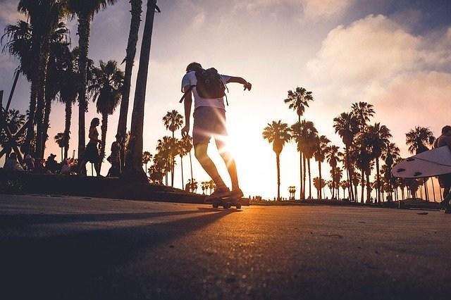bmx rolanje rolkanje skatepark skiro šport urbani šport rolka