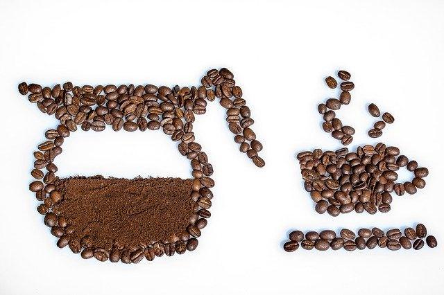 kava skodelica kave