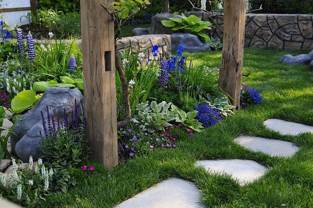 vrtnar vrtnarstvo rože
