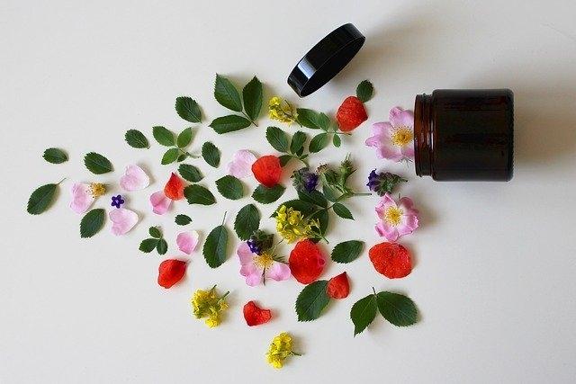 kozmetika iz narave cvetje