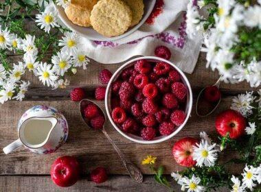 prehranska strokovnjakinja svetovanje zdrav način življenje