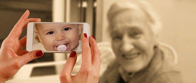sreča mir staranje