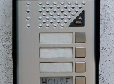 domofon hiša