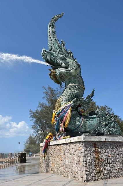 tajska zmaj