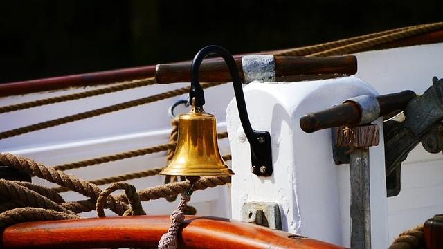 zvon ladja