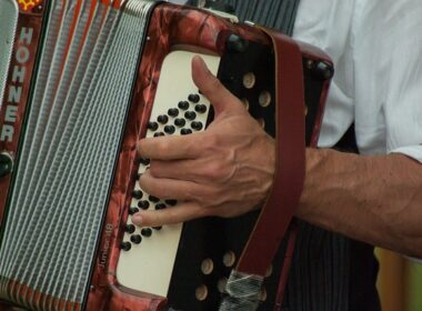učenje harmonike