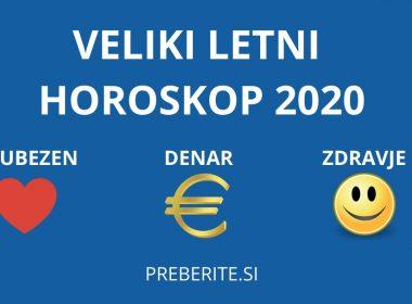 Horoskop 2020