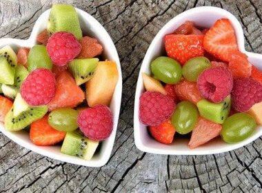 zdravo življenje sadje