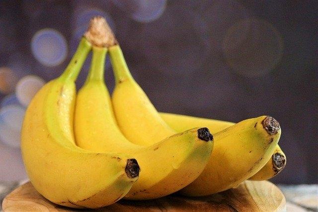 športna prehrana banana